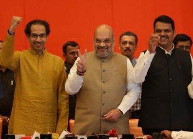 BJP-Sena