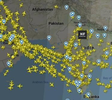 Flight-Pakistan