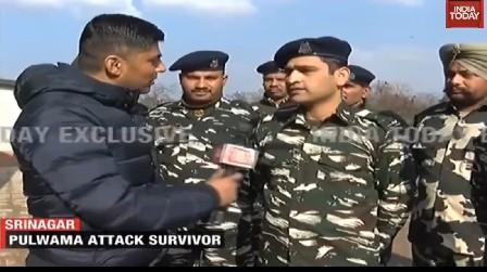 Pulwama Attack CRPF