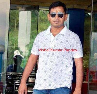 IAF flight engineer Vishal Kumar Pandey