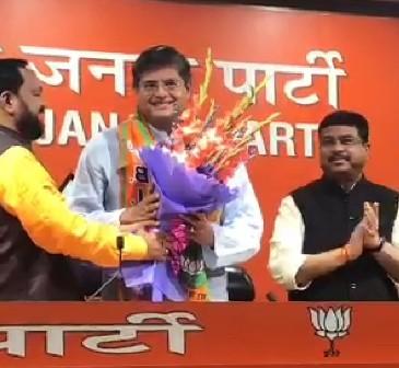 Jay Panda-BJP