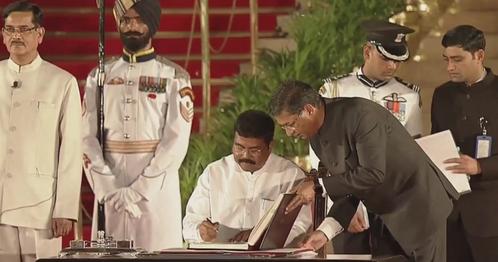 Dharmedra-Pradhan-Cabinet