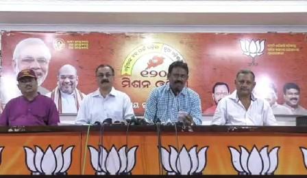 BJP-BJD-Jawan