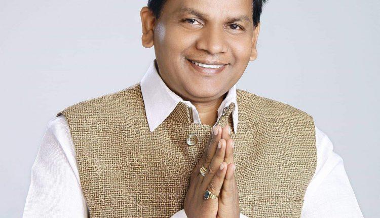 Pradipta Naik BJP