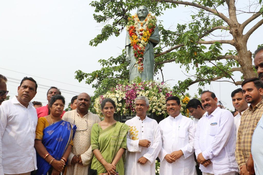 Nandini Satpathy Odisha